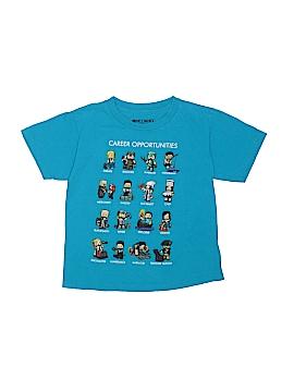 Mojang Short Sleeve T-Shirt Size 5