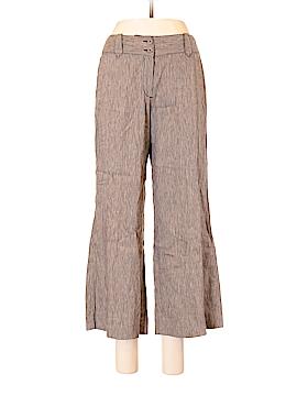 Nic + Zoe Linen Pants Size 6