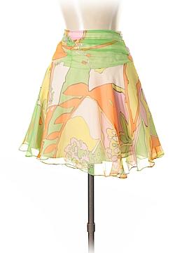 Milly Silk Skirt Size 4