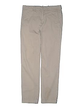 Crewcuts Khakis Size 12