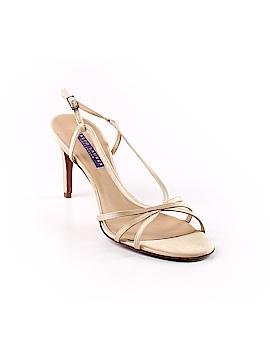 Ralph Lauren Collection Heels Size 8
