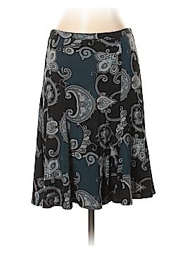 Ann Taylor Silk Skirt Size XS (Petite)