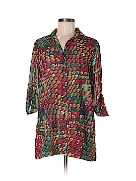 FDJ 3/4 Sleeve Blouse Size 6