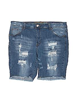 VIP Jeans Denim Shorts Size 15 - 16