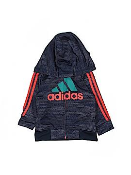Adidas Zip Up Hoodie Size 12 mo