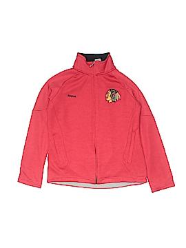 Reebok Track Jacket Size 8