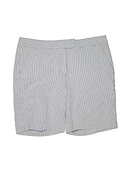 Carole Little Khaki Shorts Size 12