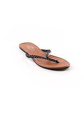 Charles David Flip Flops Size 7