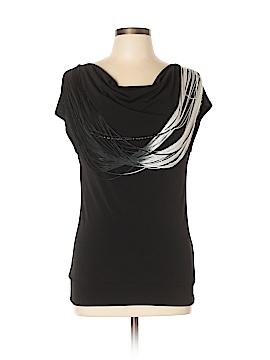 Moa Moa Short Sleeve Blouse Size L