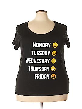 Freeze Short Sleeve T-Shirt Size 3X (Plus)