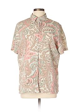 Alia Short Sleeve Blouse Size 12