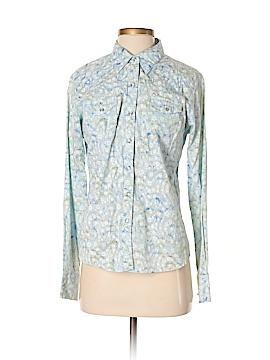 Twenty X Long Sleeve Button-Down Shirt Size M