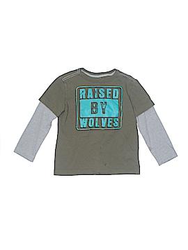 Crazy 8 Long Sleeve T-Shirt Size 5 - 6