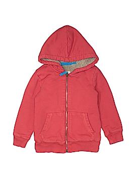 Mini Boden Zip Up Hoodie Size 3 - 4