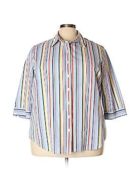 Alia 3/4 Sleeve Blouse Size 22W (Plus)