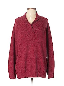 Karen Scott Pullover Sweater Size XL