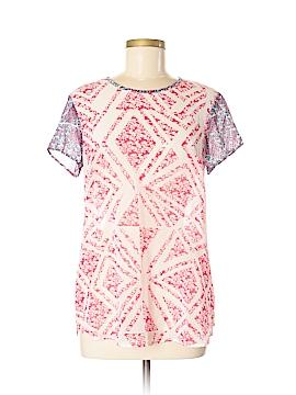CAbi Short Sleeve Blouse Size S