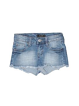 STS Blue Denim Shorts Size 000