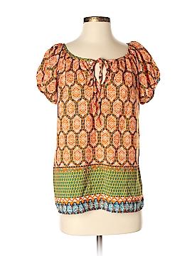 Jemma Short Sleeve Blouse Size S