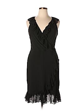 White House Black Market Casual Dress Size 14