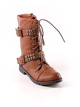 Wild Diva Boots Size 6