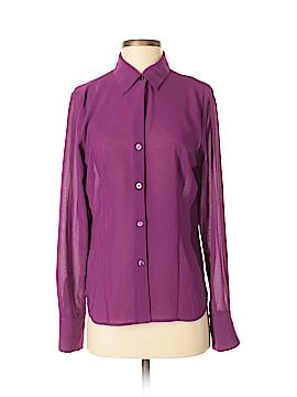 NY&Co Long Sleeve Blouse Size M