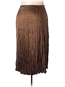 Newport News Silk Skirt Size 18 (Plus)