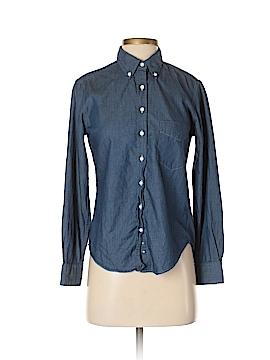 Gant Long Sleeve Button-Down Shirt Size XS