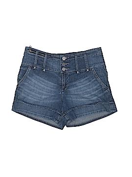 Pilcro and The Letterpress Denim Shorts Size 6