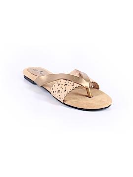 Annie Flip Flops Size 10