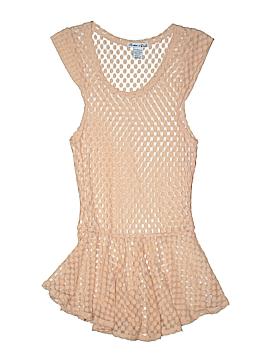 Rachael & Chloe Short Sleeve Top Size M