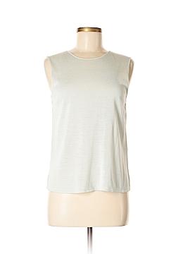 Eileen Fisher Sleeveless Silk Top Size M