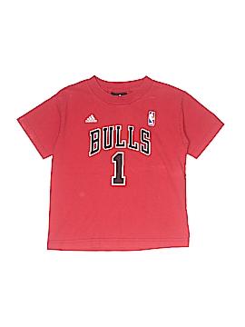 Adidas Short Sleeve T-Shirt Size 6