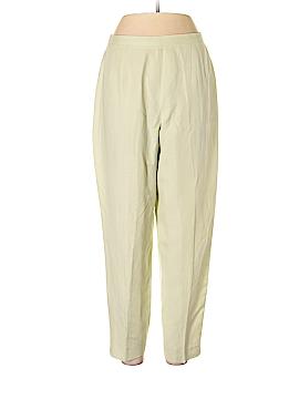 Unbranded Clothing Linen Pants Size 12 (Petite)