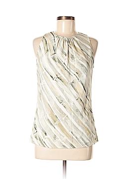 Worth New York Sleeveless Silk Top Size 6