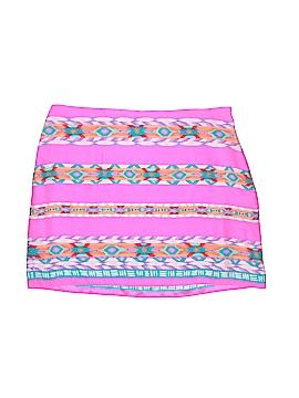 Alice & Trixie Silk Skirt Size L