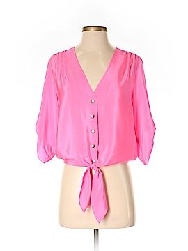 Amanda Uprichard 3/4 Sleeve Blouse Size S