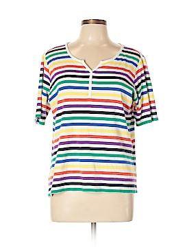 Christopher & Banks Short Sleeve T-Shirt Size XL (Petite)