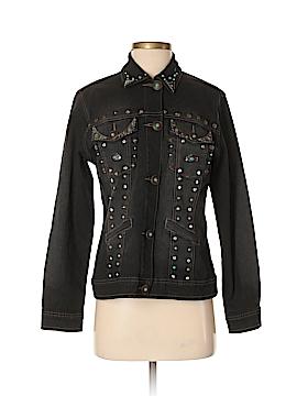 DG^2 by Diane Gilman Denim Jacket Size XS