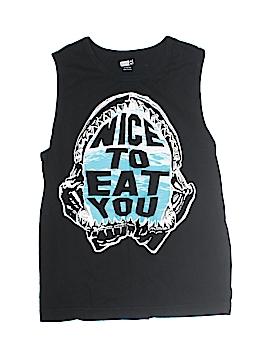 Crazy 8 Sleeveless T-Shirt Size 10 - 12