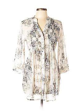 American Rag Long Sleeve Blouse Size M