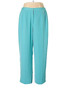 Mary McFadden Casual Pants Size 16