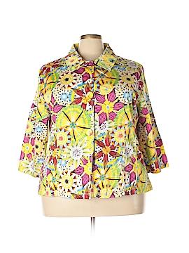 Bamboo Jacket Size 3X (Plus)
