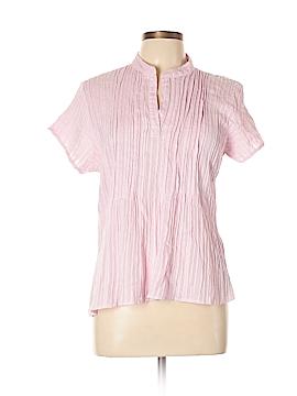 Preswick & Moore Short Sleeve Blouse Size XL