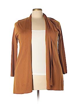 Susan Graver Cardigan Size 1X (Plus)