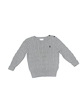 Ralph Lauren Pullover Sweater Size 24 mo