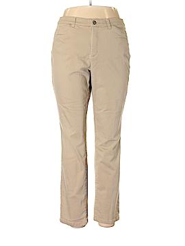 Signature Khakis Size 14