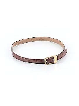 Anne Klein for Calderon Leather Belt Size M