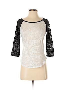 Freebird 3/4 Sleeve T-Shirt Size S
