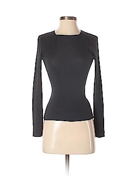 Max Mara Silk Pullover Sweater Size S